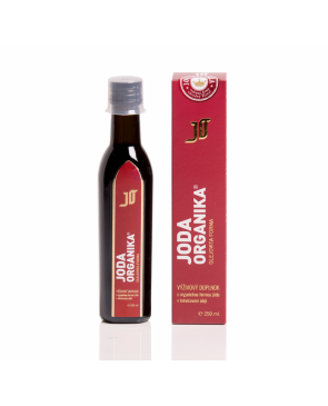 Joda Organika® - In pumpkin oil (250ml)