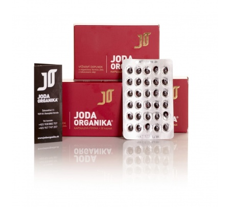 Joda Organika® - Capsule Form (30 Capsules)